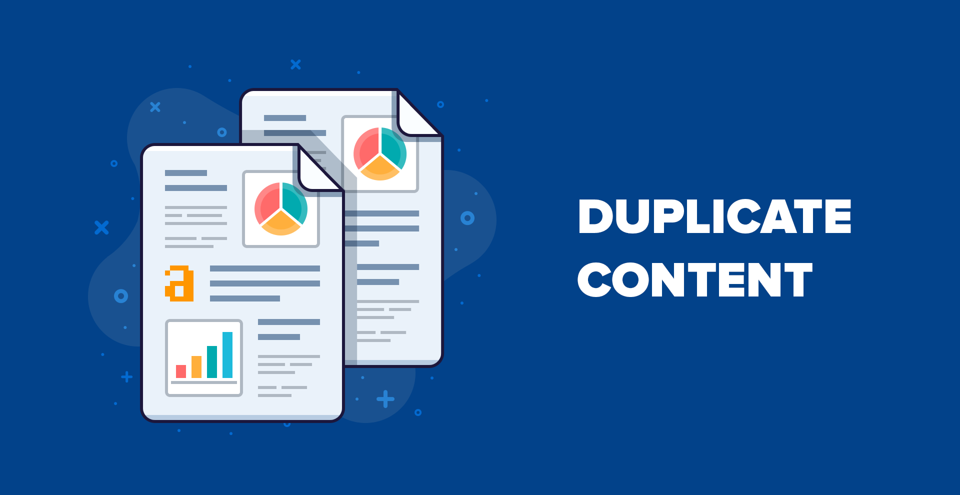 Will Google ban websites for having duplicate content?
