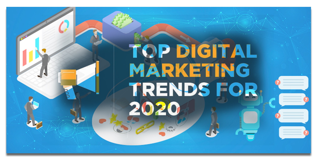 Digital Marketing trends for 2020